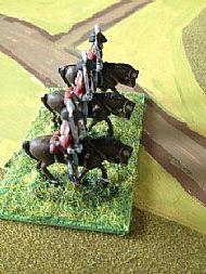 Napoleonic British Heavy Dragoons