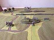 Initial Troop Dispositions