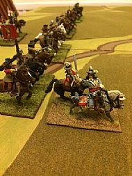 Rupert Leads the Charge at Powick Bridge
