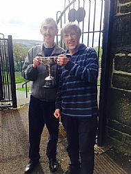 Alf Cotton Pairs Trophy 2015