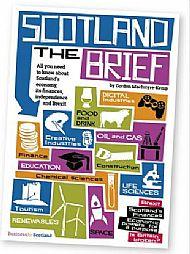 Scotland the Brief (mini A6)