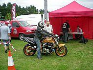 Show Bike Check in