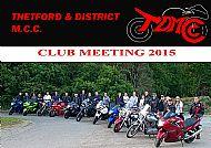 Club Meeting 2015