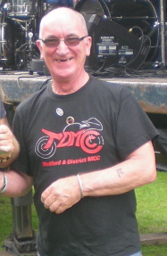 Bob Lovelock (Club Founder 2001)