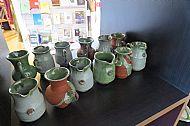 Small Pottery Jug
