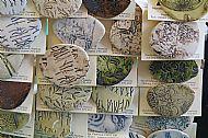 Pottery Brooch