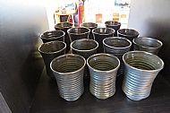 Pottery Beakers