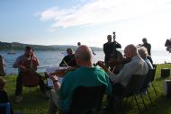 Al fresco in North Kessock