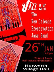 The New Orleans Preservation Jazz Band