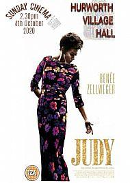 Village Hall Cinema 2.30pm 4th October 2020