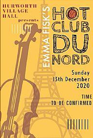 Emma Fisk's Hot Club Du Nord
