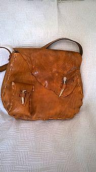 Jacobite Messenger Bag