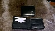 London Leather Bi-Fold Wallet