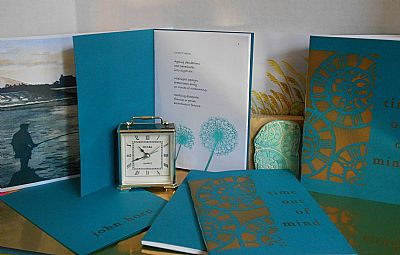 time out of mind illustrated poetry pamphlet from hestan isle press