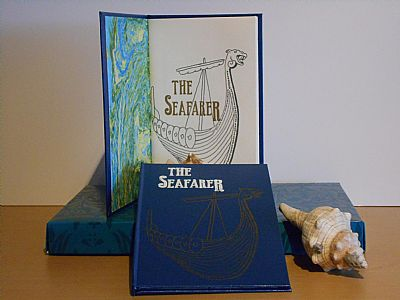 the seafarer. anglo-saxon poem newly translated by  peter and frances grant