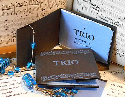 trio letterpress poetry pamphlet from hestan isle press