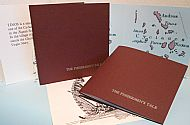 the fishermans tale letterpress book by hestan isle press