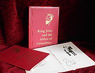 King John and the Abbot of Canterbury - hard cover