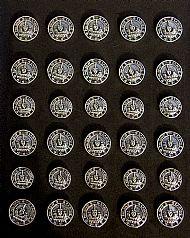 Crest Buttons