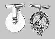 Clan Armstrong Cufflinks