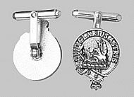 Clan Baillie Cufflinks
