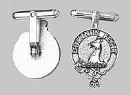 Clan Baird Cufflinks