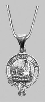 Clan Campbell of Breadalbane Pendant