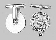 Clan Campbell of Cawdor Cufflinks