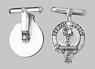 Clan Chisholm Cufflinks