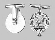 Clan Cockburn Cufflinks