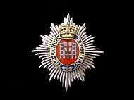 Regimental brooch