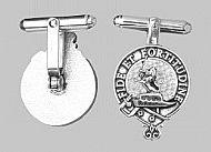 Clan Farquharson Cufflinks