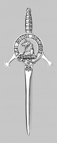 Clan Galbraith Kilt Pin