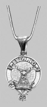 Clan Gordon Pendant