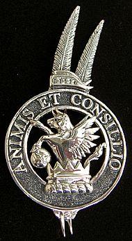 Chieftain Badge