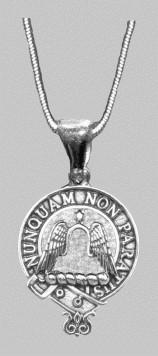 Clan Johnstone Pendant