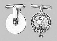 Clan MacBain Cufflinks