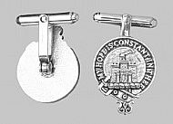 Clan Macdonald of Clanranald Cufflinks