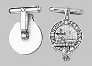 Clan Macdonald of Sleat Cufflinks
