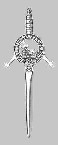 Clan Macdonald Kilt Pin