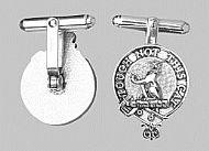 Clan MacGillivray Cufflinks