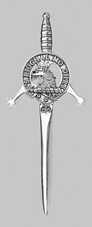 Clan MacGregor Kilt Pin
