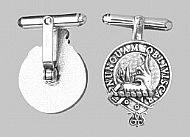 Clan MacIver Cufflinks