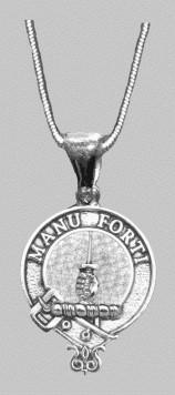 Clan MacKay Pendant