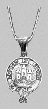 Clan MacLachlan Pendant