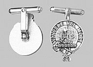 Clan MacLaine of Lochbuie Cufflinks
