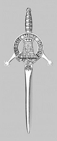 Clan MacLean Kilt Pin