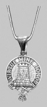 Clan MacLean Pendant