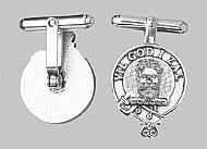 Clan Menzies Cufflinks