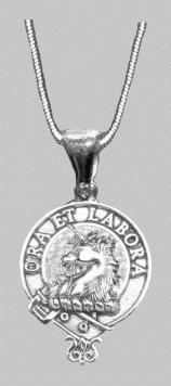 Clan Ramsey Pendant